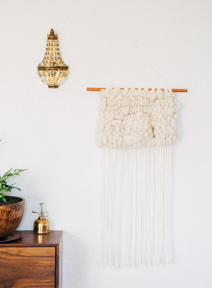 moderna ukrasna tkanina za zid