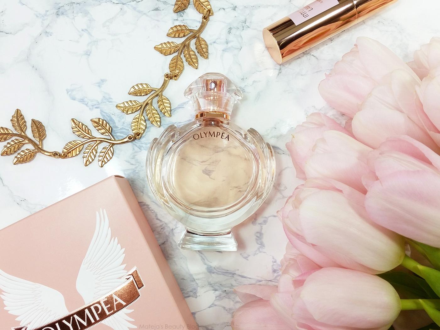 parfem olympea