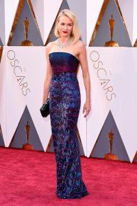 Mandatory Credit: Photo by David Fisher/REX/Shutterstock (5599371bk) Naomi Watts 88th Annual Academy Awards, Arrivals, Los Angeles, America - 28 Feb 2016